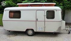 Caravane Eriba Troll 0 Vintage