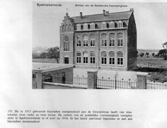 Meisjesschool Graverstraat Spekholzerheide