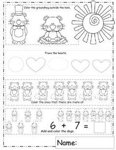 Valentine Non-Standard Measurement! | Kindergarten Activities ...