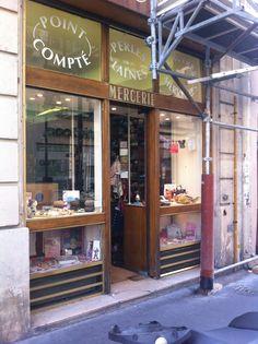 Merceria a Parigi
