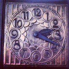 old clock #vintage