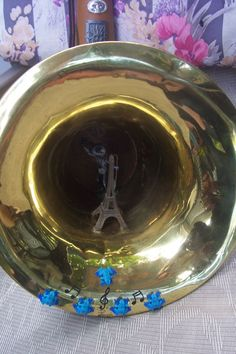 A real French Horn...