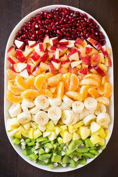 Winter Fruit Salad with Lemon Poppy Seed Dressing - Cooking Classy