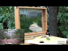 ▶ Plein Air Oil Painting with Kim Abernethy - Adding Details (Part4) - YouTube