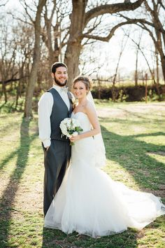 Fit And Flare Wedding Dress Idea