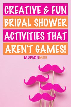 Throw a one-of-a-kind bridal shower for your bestie by incorporating any of these bridal shower activities that aren't games into the mix! #bridalshoweractivities #bridalshoweractivitiesnogames #ModernMaidofHonor #ModernMOH Bridal Shower Activities, Wedding Shower Games, Wedding Showers, Wedding Gifts For Groomsmen, Groomsman Gifts, Wedding Advice Cards, Wedding Stuff, Wedding Ideas, Bridal Shower Planning