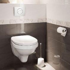 Fini le carrelage vert ou bleu fadasse en décoWC, aujourd'hui la décoration des toilettes adopte les couleurs. Sur toute la hauteur des murs ou mixé à de la peinture, le carrelage WC est un élément déco à part entière. En mural ou au sol, mosaïque, uni, carreaux cassés, des idées de carrelage pour