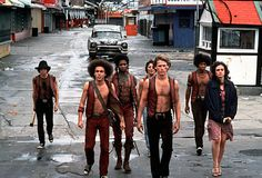 Russo Brothers Taking 'The Warriors' to Television
