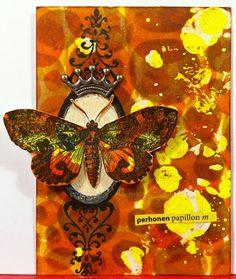 Kuppi teetä: Papillon