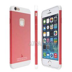"Slim Aluminum Metal Plastic 3in1 Combo Bumper Back Case Cover FOR Iphone 6 4 7""   eBay"