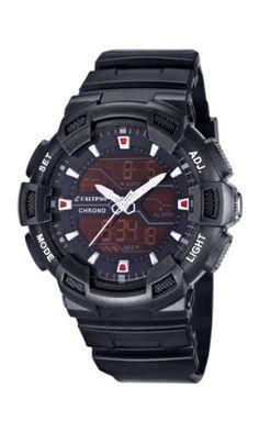 Calypso watches Jungen-Armbanduhr Analog - Digital Kautschuk K5579/6 - http://autowerkzeugekaufen.de/calypso/calypso-watches-jungen-armbanduhr-analog-k5579-6