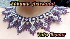 Beaded Earrings, The Creator, Crochet Patterns, Youtube, Necklaces, Creativity, Accessories, Crochet Pattern, Pearl Earrings