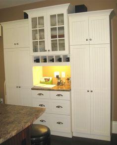 Hampton Bay 24x84x18 In Pantry Cabinet In Unfisnished Oak Kitchen Ideas Pinterest Larder