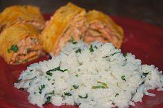 Macaroni and Cheesecake: Cilantro Lime Rice