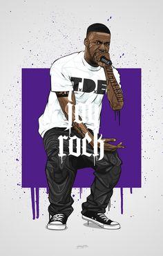 Another TDE artist-Jay Rock