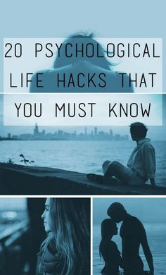 19 Psychological Life Hacks That You Must Know1. If you ask someone a question and they give a short response; Just wait keep quiet, and remain eye contact. They will usually pick up where they off from. 2. Ever in your group of friends and you all share a laugh? And then you catch yourself looking at the person you're closest to? That 's because people by instinct look at the person they're closest to. 3. If you make your self joyful , and excited to see someone, they will return the…