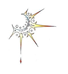 corona by ~Blastermind on deviantART (would be a great on the shoulder blade)