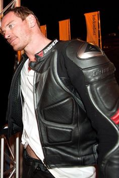 Michael Fassbender arrives at San Sebastian Film Festival in 2011