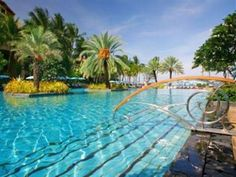 Dusit Thani Hua Hin Hotel in Cha-Am Thailand