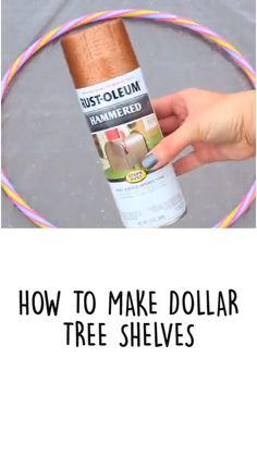 Diy Home Crafts, Fun Crafts, Diy Home Decor, Tree Shelf, Dollar Tree Crafts, Greenhouses, Diy Home Improvement, Diy Projects To Try, Declutter