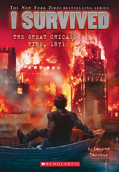 I Survived the Great Chicago Fire, 1871 (I Survived, #11) 3rd Book Club book (3/17)