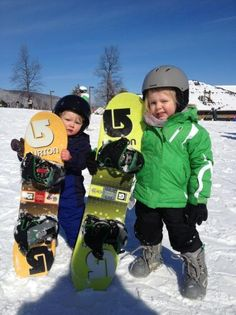First time snowboarding!  This is definitely going to be like my kids!