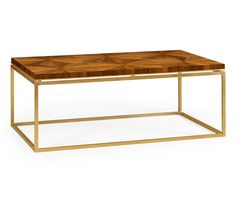 Walnut bookmatched coffee table #JCmodern #jonathancharles #jonathan_charles_russia #jonathancharlesrussia #jonathancharlesfurniture