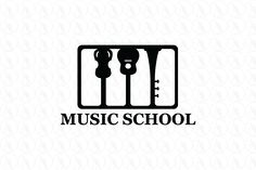 Music School - $250 (negotiable) http://www.stronglogos.com/product/music-school…