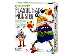 Recicla y diviértete creando los monstruos más coloridos!! http://www.efimarket.com/eco-monstruo-plastico