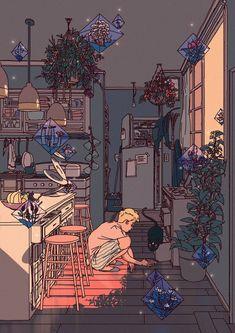 Illustrations by Anna Pan - Imgur