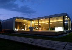 beautiful prefab home