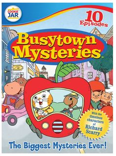 Movies for $2.99 Busytown Mysteries The Biggest Mysteries Ever