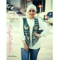   Reine    +962 798 070 931 ☎+962 6 585 6272  #Reine #BeReine #ReineWorld #LoveReine  #ReineJO #InstaReine #InstaFashion #Fashion #Fashionista #FashionForAll #LoveFashion #FashionSymphony #Amman #BeAmman #Jordan #LoveJordan #ReineWonderland #Vest #CrochetVest #Crochet