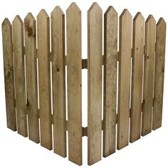 Decorative Wood Fence Panels | Air Conditioner Screen Cover - dnlwoodworks.com