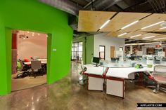 iProspect Office Interior / VLK Architects | Afflante.com