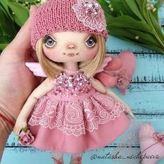 Tiny Dolls, Soft Dolls, Cute Dolls, Kokeshi Dolls, Blythe Dolls, Bear Doll, Doll Face, Doll Eyes, Doll Crafts