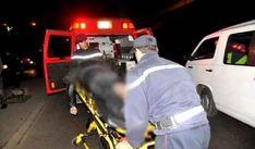 قصبة تادلة مصرع أربعة أشخاص في حادث سير وقع بين شاحنة لنقل البضائع وسيارة