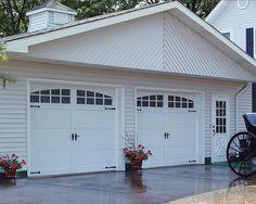 Fibreglass Garage Doors   Garage Living