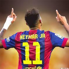 Neymar Jr. #Barcelona #FC #Soccer