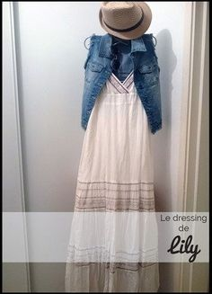 À vendre sur #vintedfrance ! http://www.vinted.fr/mode-femmes/robes-longues/26891149-robe-promod-hippie