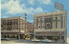 William Penn Hotel Whittier CA 50's or early 60's