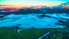 Prince Rupert – Orange Mountain Tops - http://bestdronestobuy.com/prince-rupert-orange-mountain-tops/