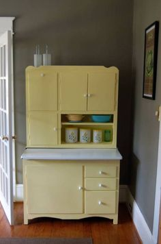 Really want an Antique Hoosier Cabinet...just need to find one at ...