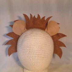 Jungle safari zoo animals theme ears headband by Partyears on Etsy