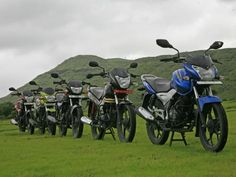 5 Commuter Bikes Shootout: In Pictures! Commuter Bike, Honda, Hero, Motorcycle, Vehicles, Pictures, Photos, Heroes, Biking
