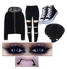 """""""Random Outfit #14"""" by s1c1ly ❤ liked on Polyvore featuring T By Alexander Wang and Coal"""