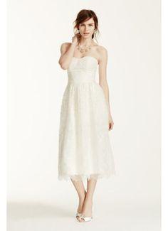 Melissa Sweet Short Lace Wedding Dress MS251101 Plus Size Wedding Guest  Dresses 4ad679d72762