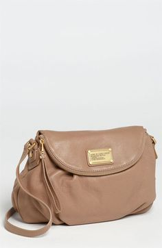 MARC BY MARC JACOBS 'Classic Q - Natasha' Crossbody Flap Bag available at #Nordstrom