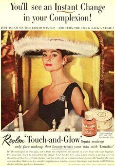 Eski Kozmetik Reklamları