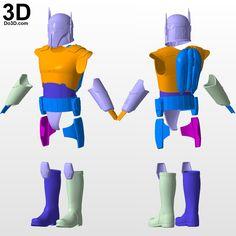 3D Printable Model: Imperial Super Commando Armor Star Wars Rebels: Heroes of Mandalore   Print File Formats: STL – Do3D.com